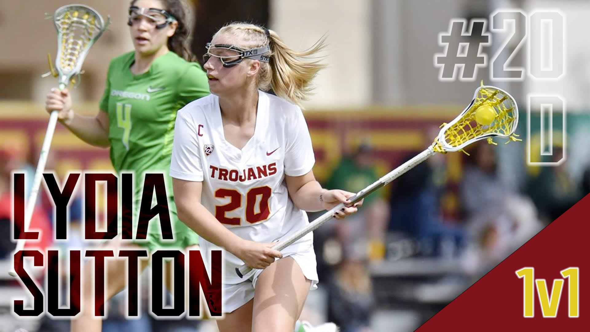 Lydia Sutton - USC and WPLL Interview