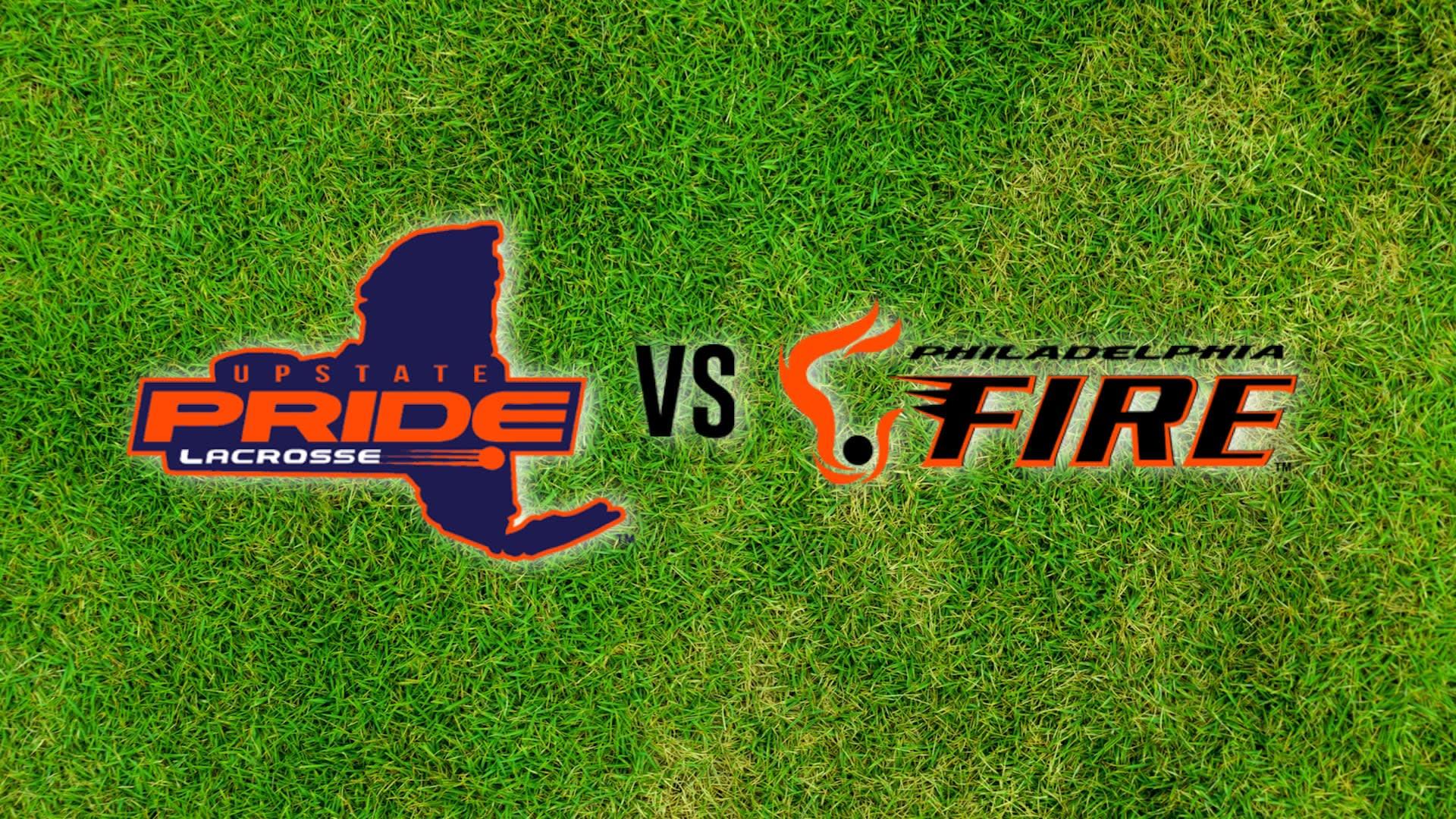 pride fire