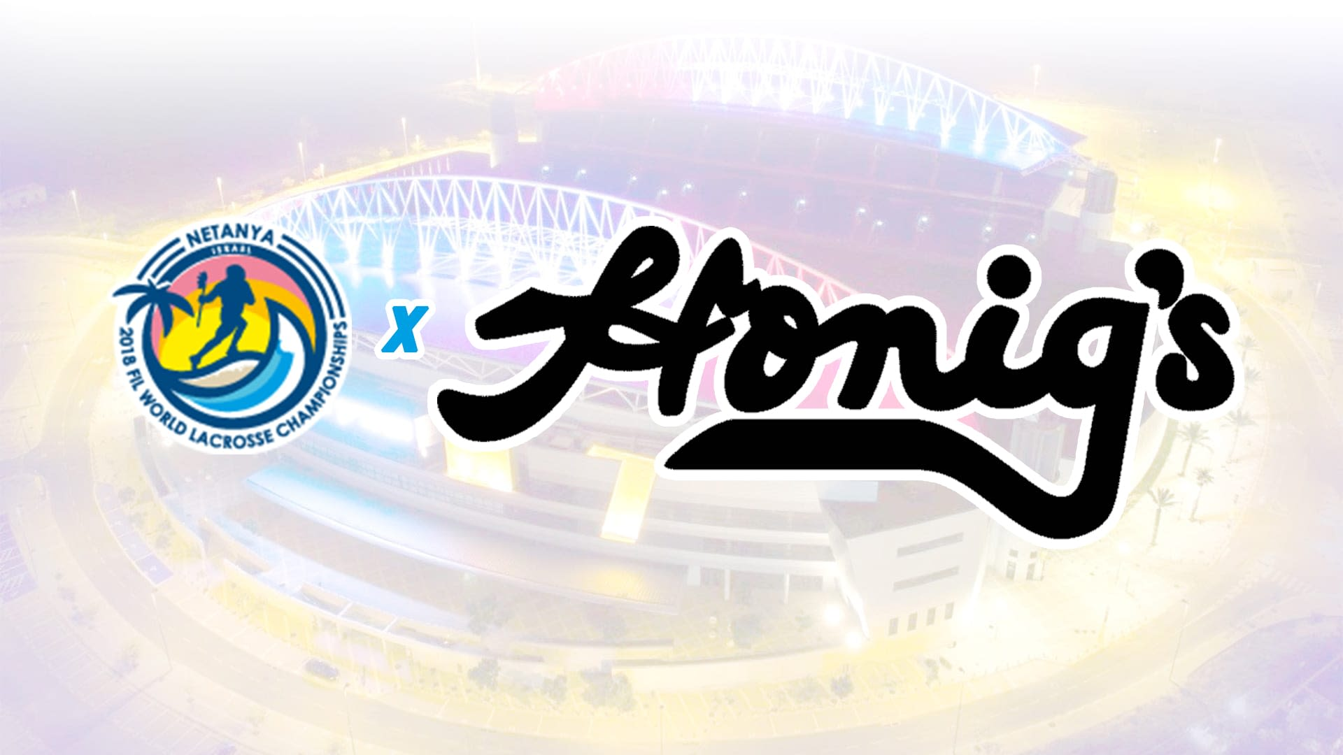 honig's official outfitter of world lacrosse championships