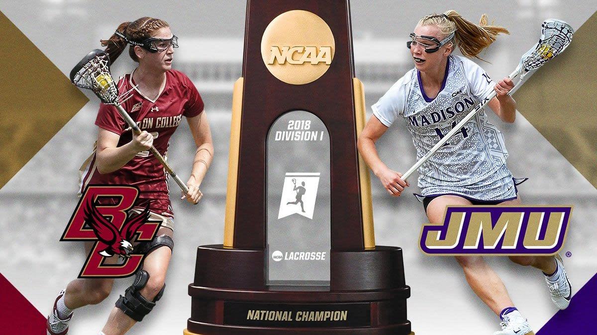 NCAA DI Women's Final Four: BC Advances