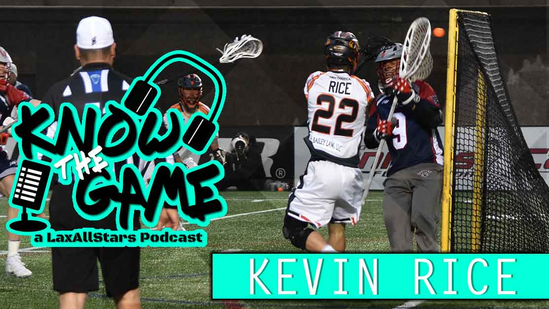 Know the game podacst ryan conwell Kevin Rice