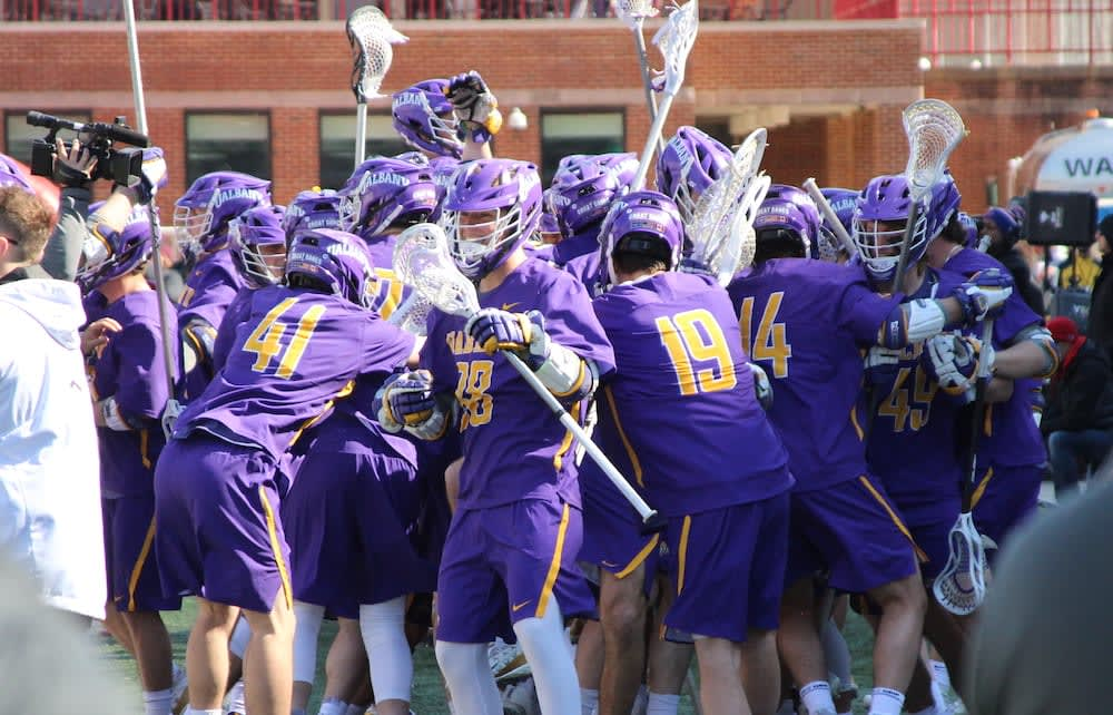 the albany way lacrosse