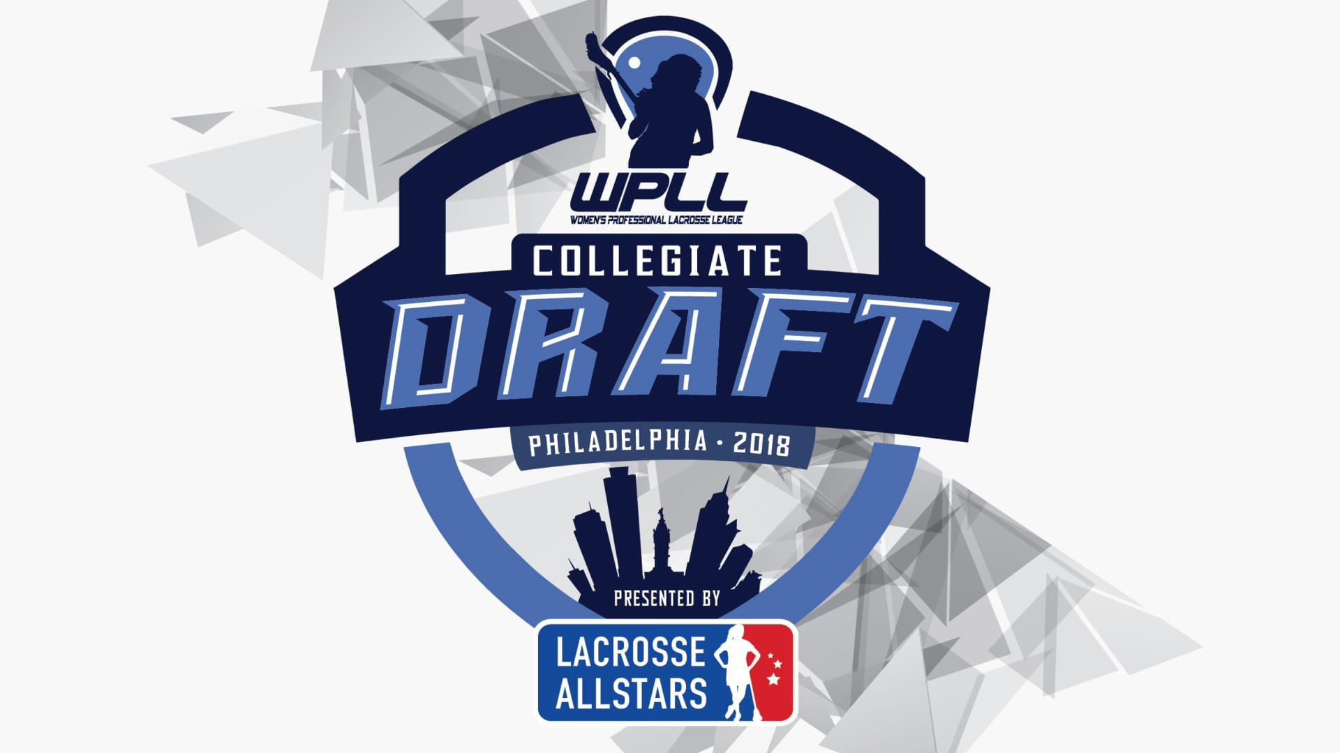 2018 wpll collegiate draft sponsored by Lacrosse All Stars