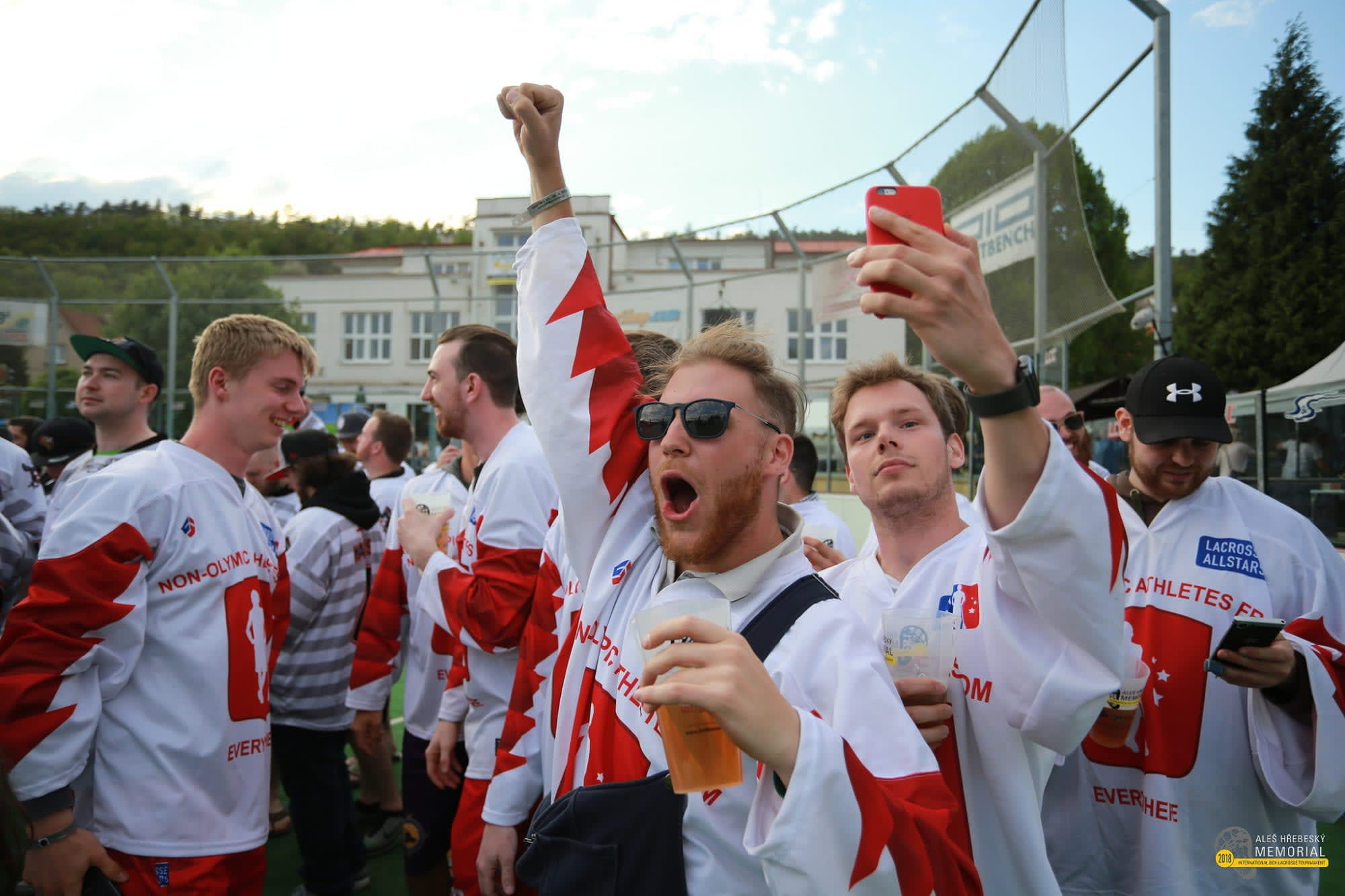 Ales Hrebesky Memorial 2018 LaxAllStars Non-Olympic Athletes from Everywhere