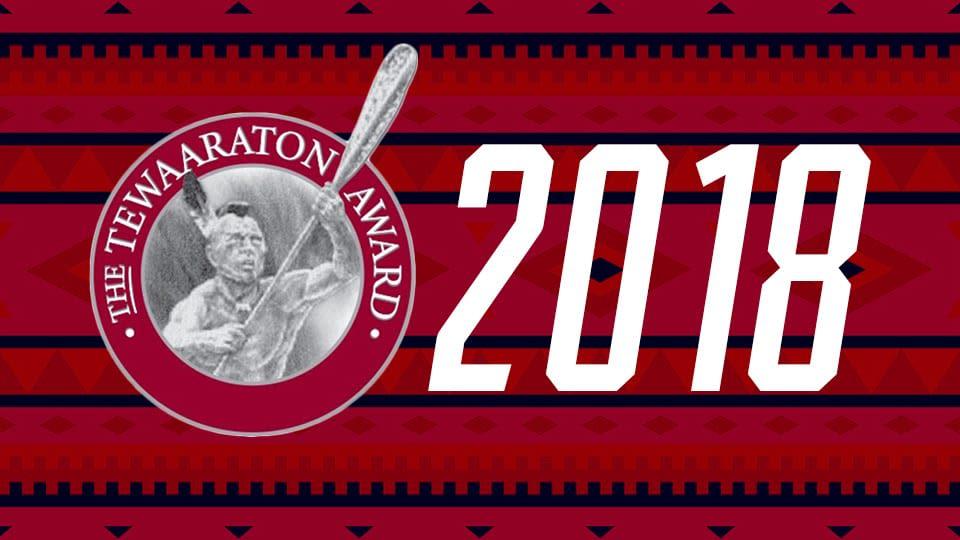 2018 tewaaraton nominees