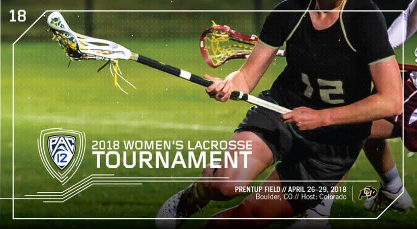 pac-12 women's lacrosse tournament