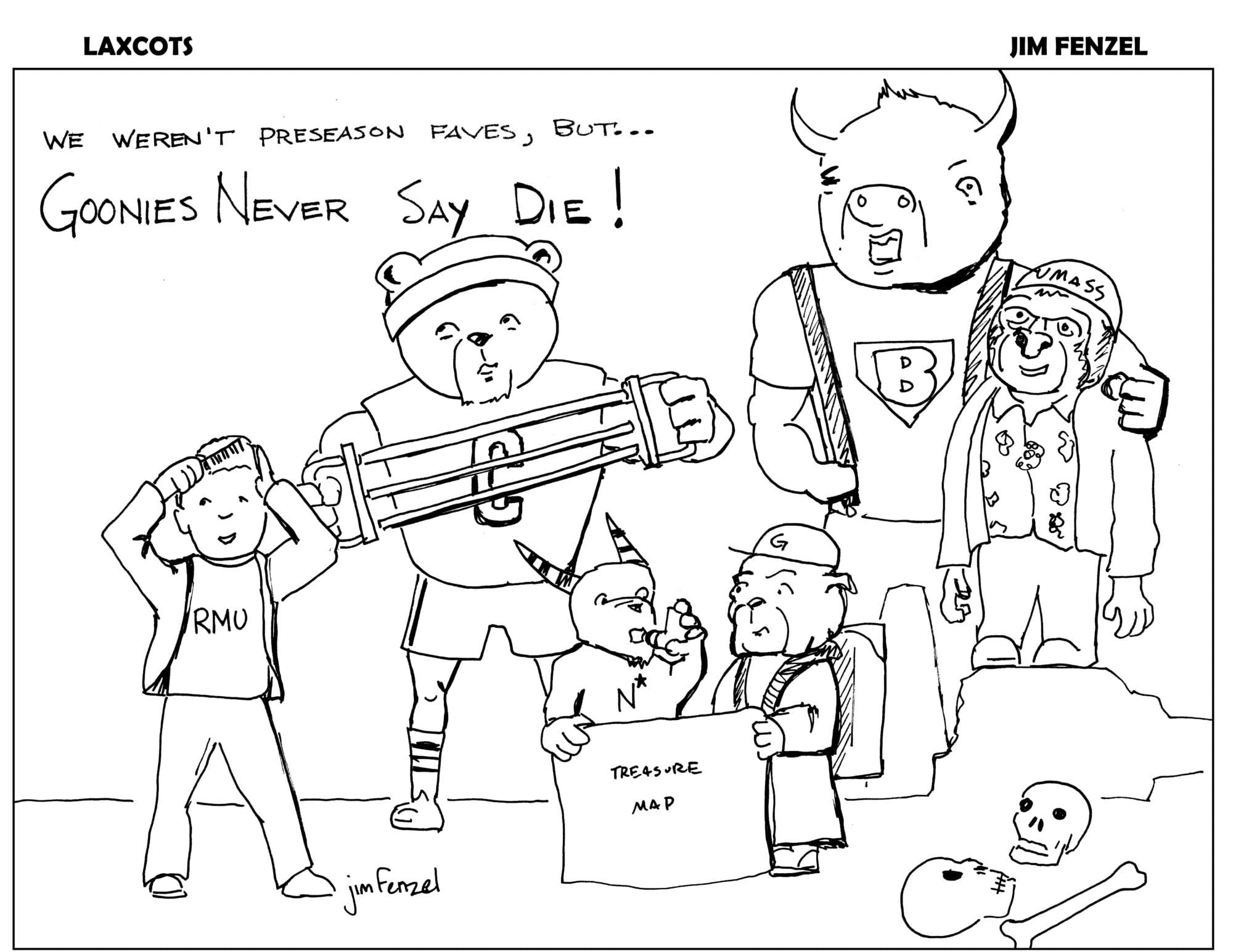 week 10 lacrosse cartoon