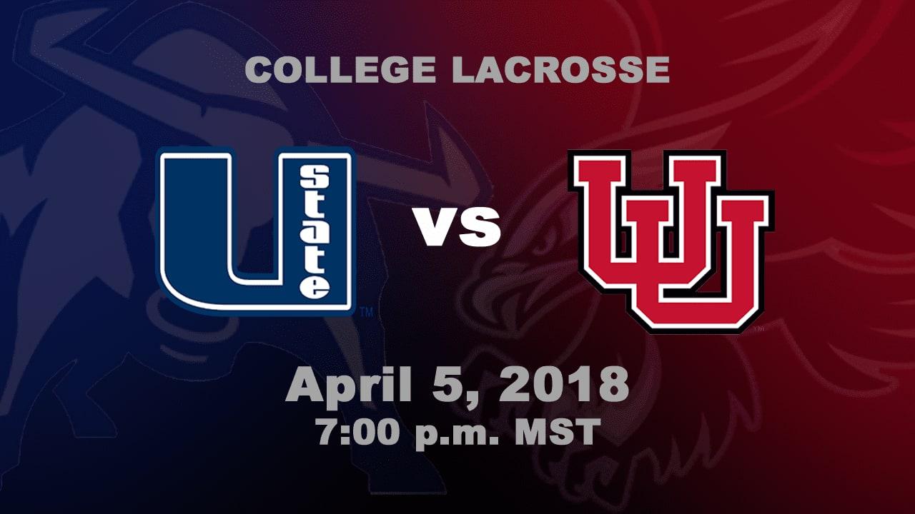 Utah Utes vs. Utah State Aggies