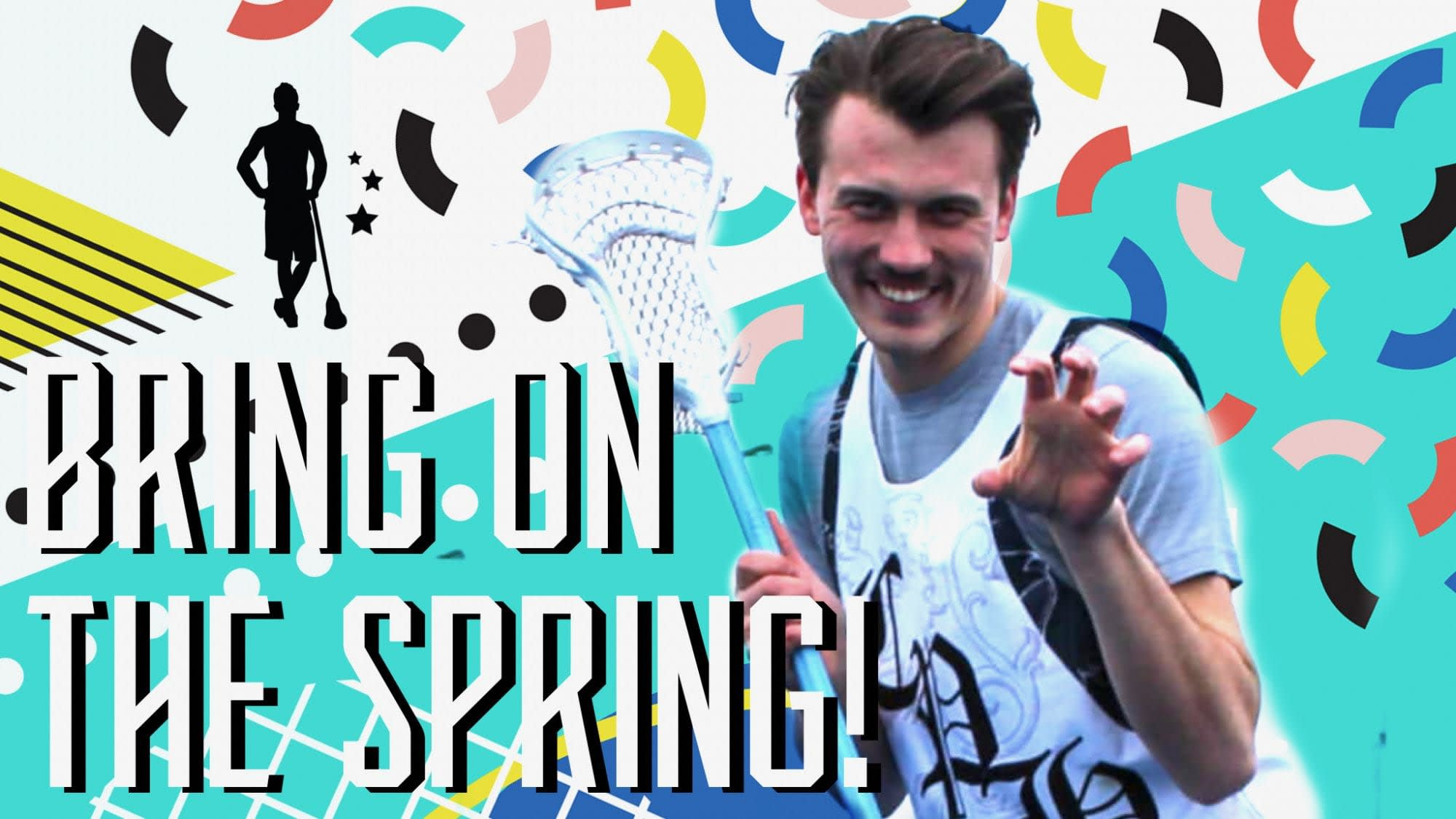It's Finally Spring Which Means More Lacrosse!