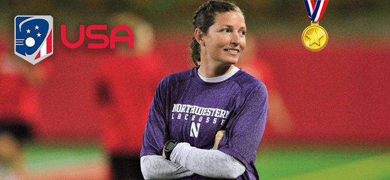 Kelly Amonte Hiller - U19 US Women's Lacrosse Coach