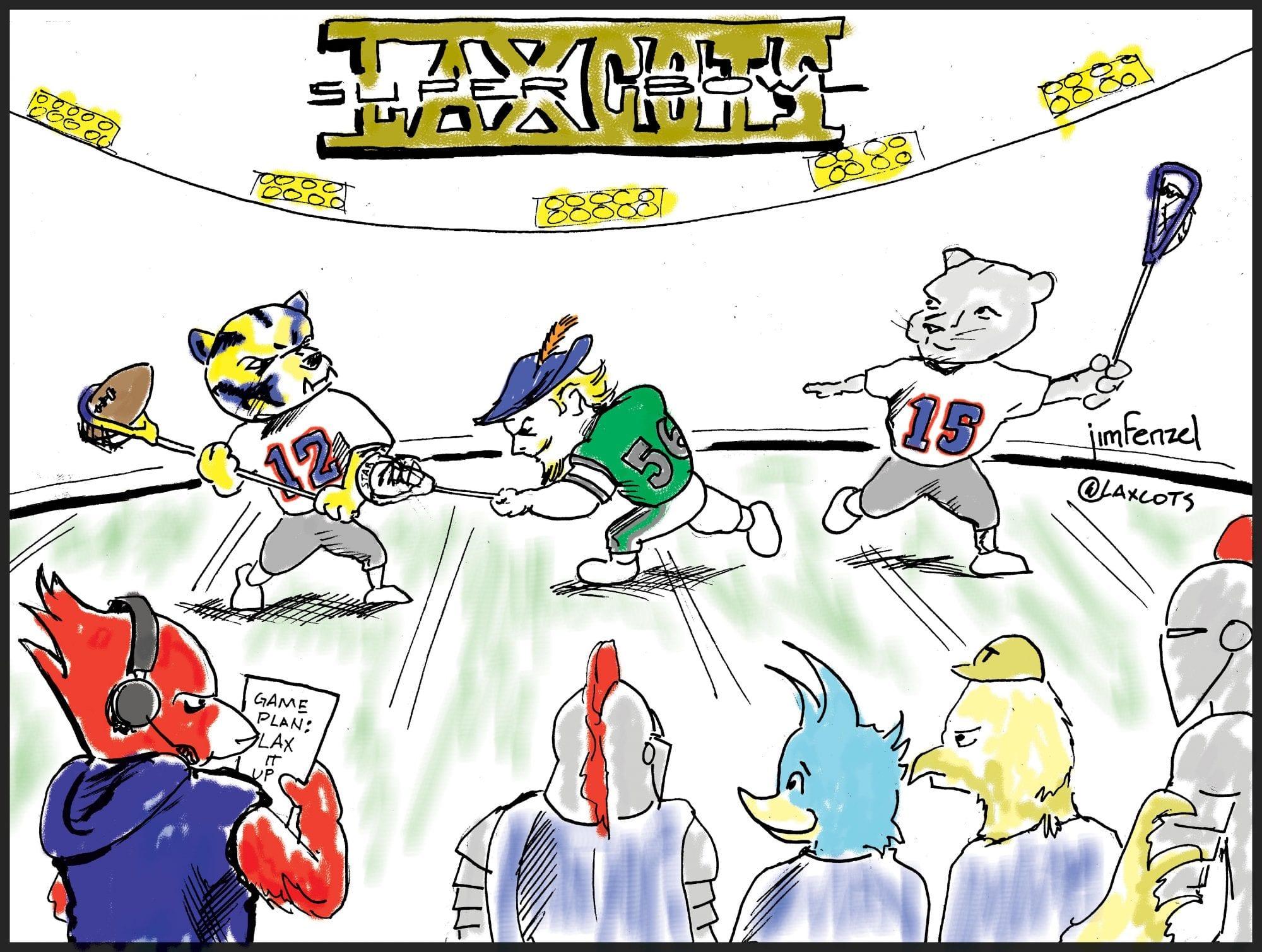 Lacrosse Super Bowl