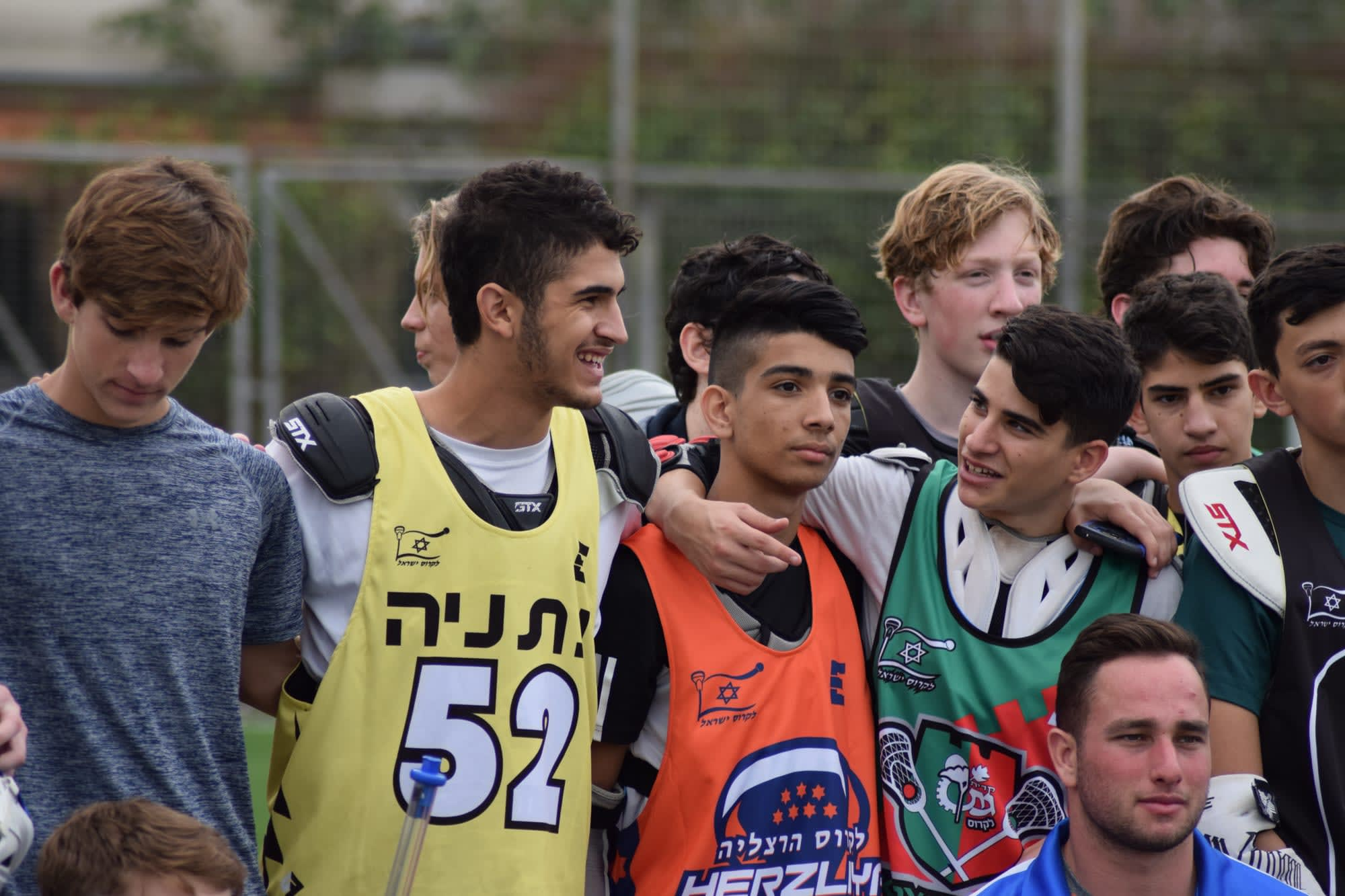 Israel Winter Service Trip: Using History, Education to Grow the Game