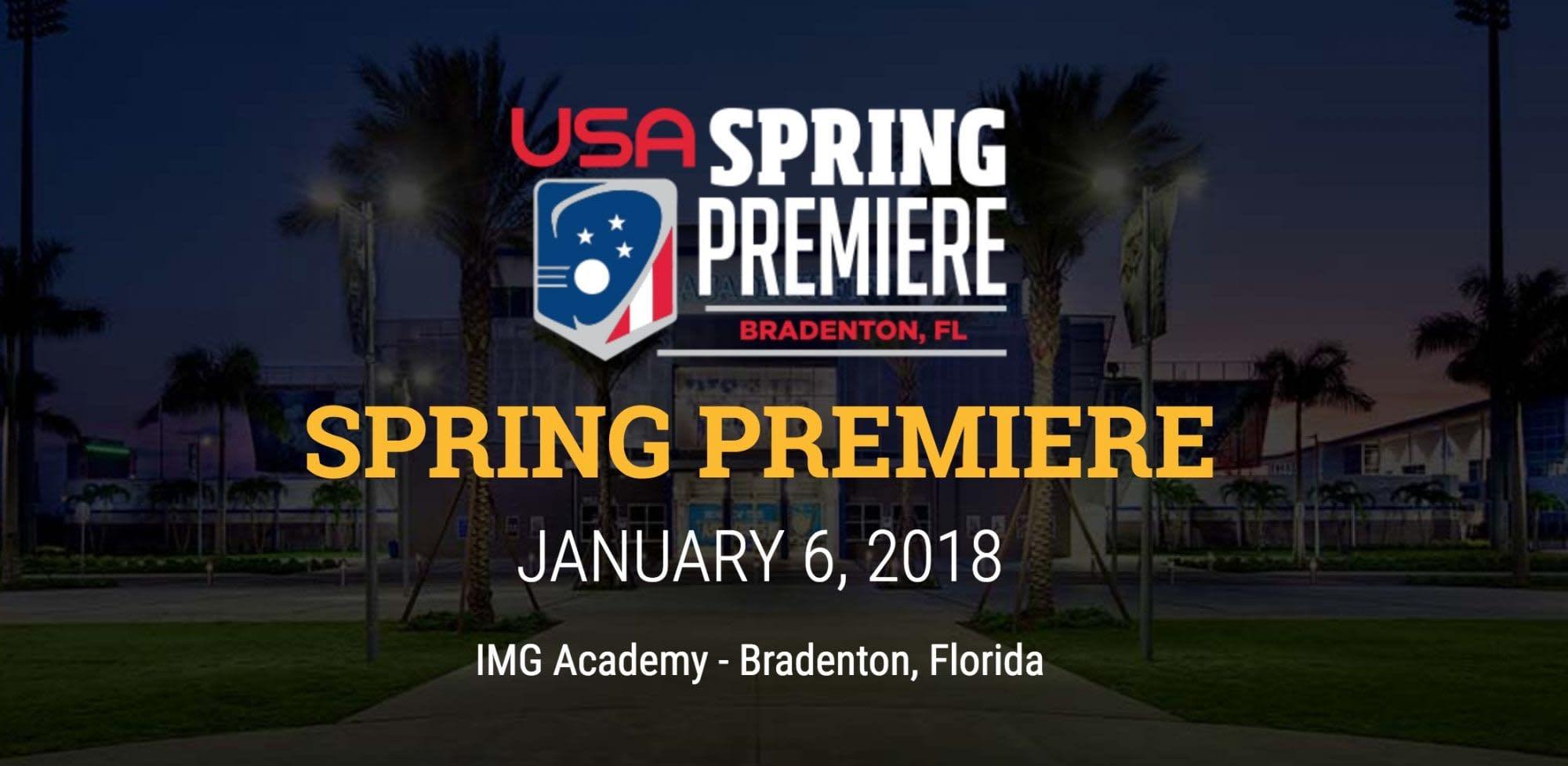 USA Spring Premiere 2018