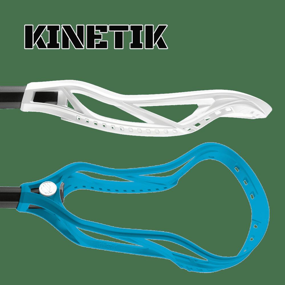 Kinetik lacrosse head