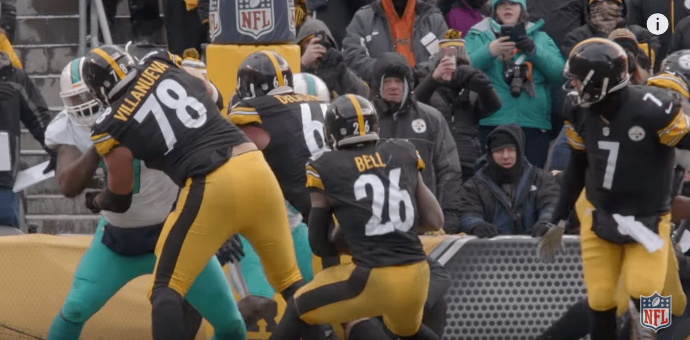 National Signing Day, Le'Veon Bell, Veteran's Day