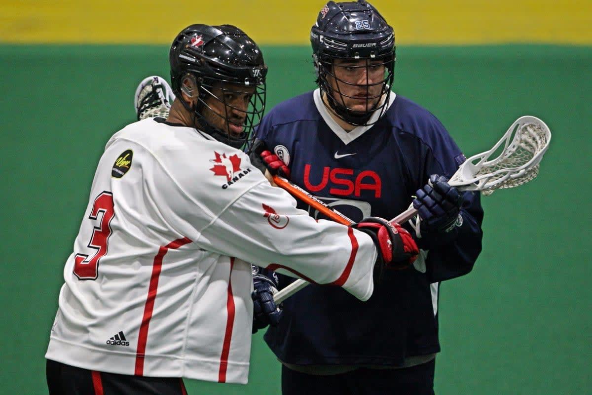 Team usa canada Blaze Riorden Billy Dee Smith WILC 2015 Heritage Cup USA vs Canada