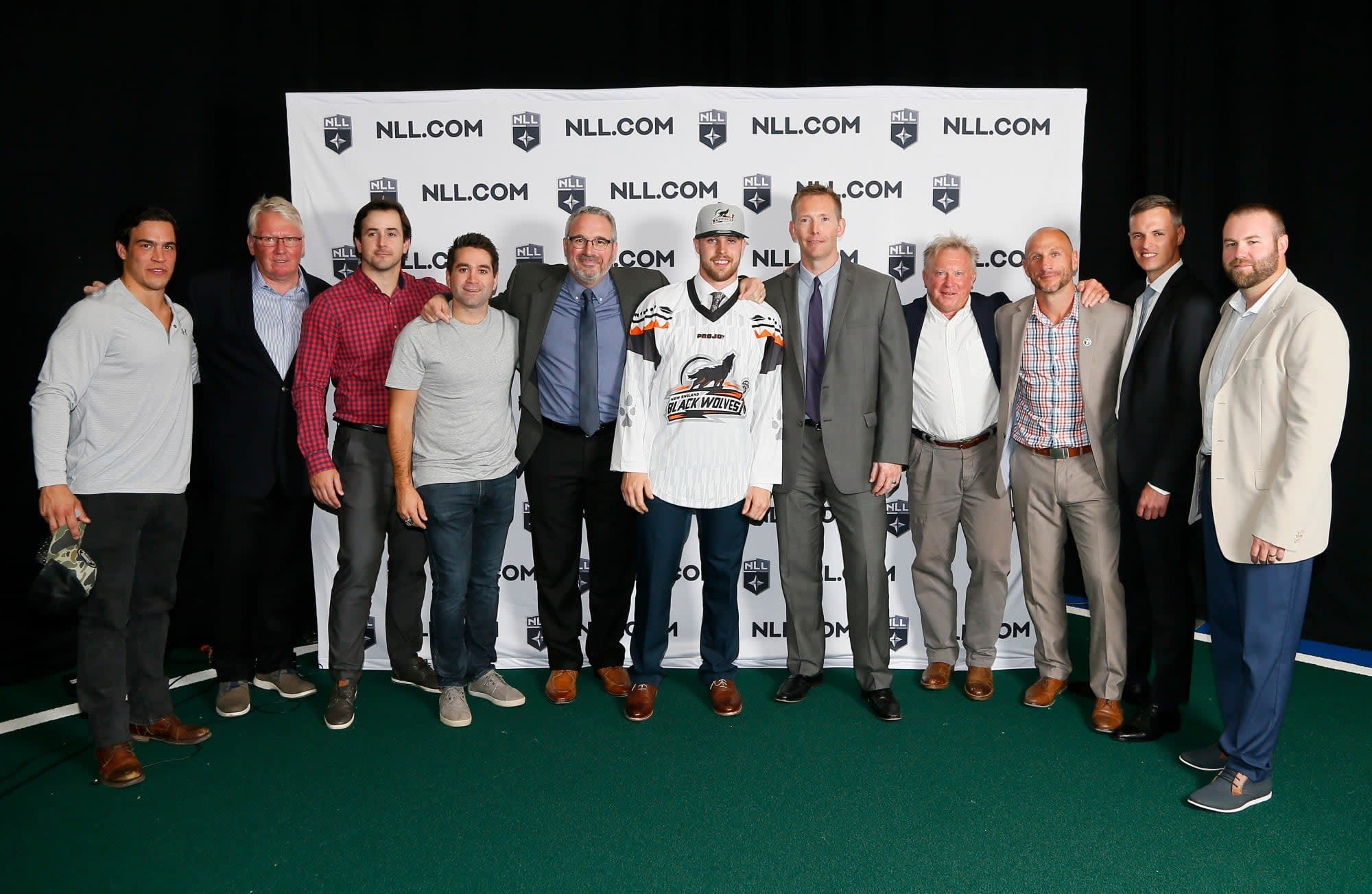 2017-2018 NLL Draft Results