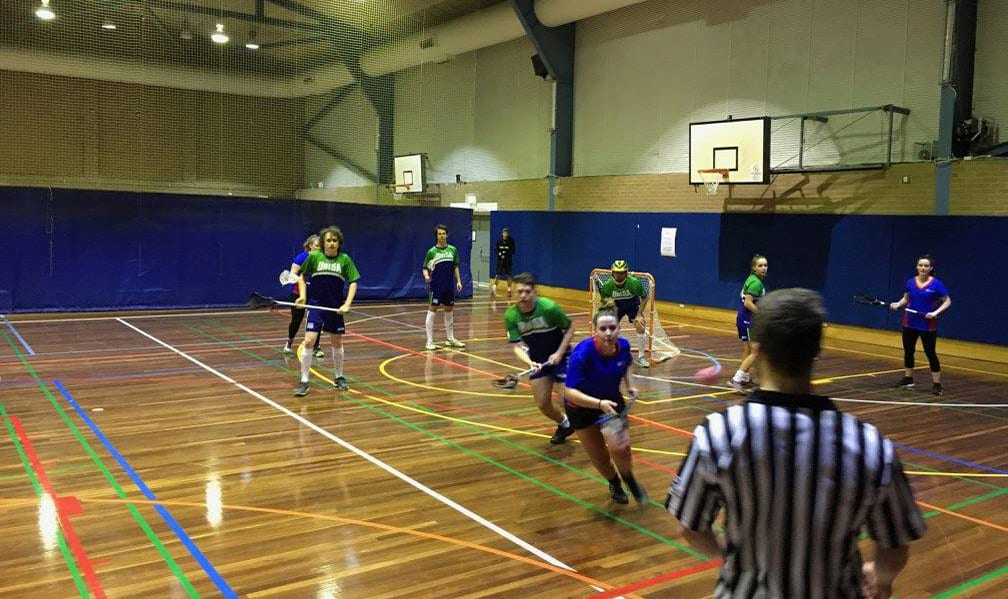 Australia Lacrosse Uni Games