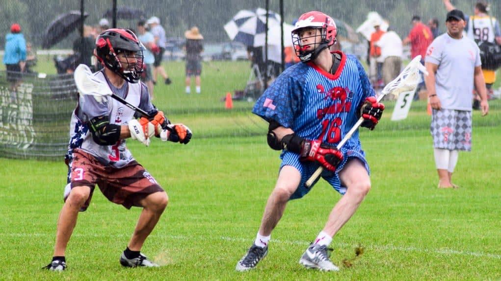 Adult club lacrosse reigns at lake placid