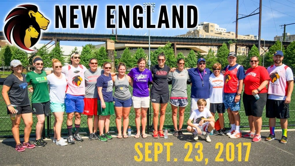 New England Courage Game