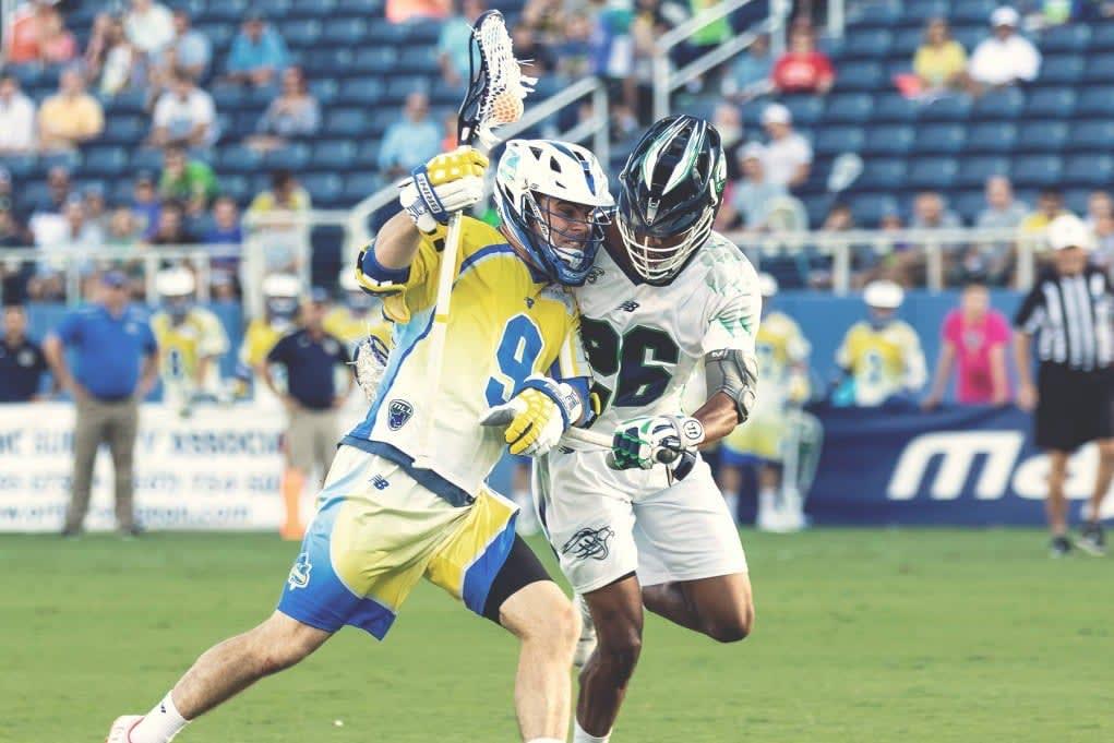 MLL field report week 11 via Powell Lacrosse