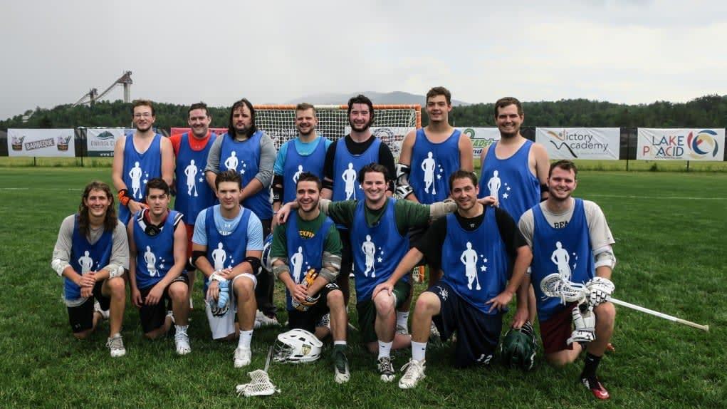 laxallstars adult lacrosse team