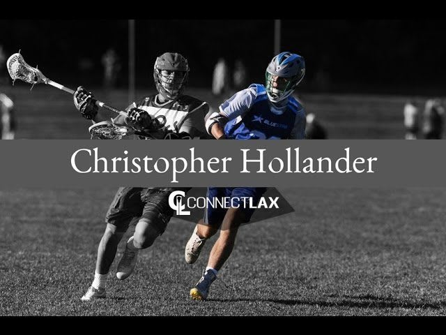 Christopher Hollander Uncommitted Lacrosse ALl Stars