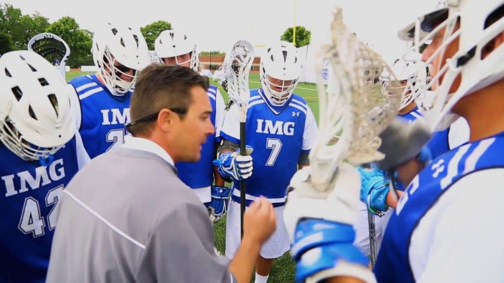 IMG Academy Lacrosse: Behind The Scenes Video