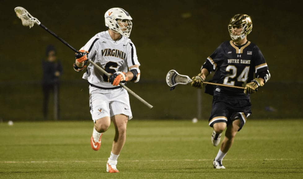 Tanner Scales - top 2017 college lacrosse players