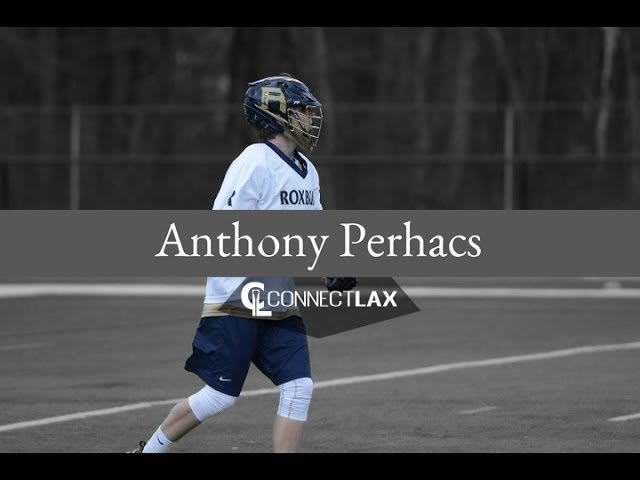 Anthony Perhacs, Uncommitted Lacrosse All Star