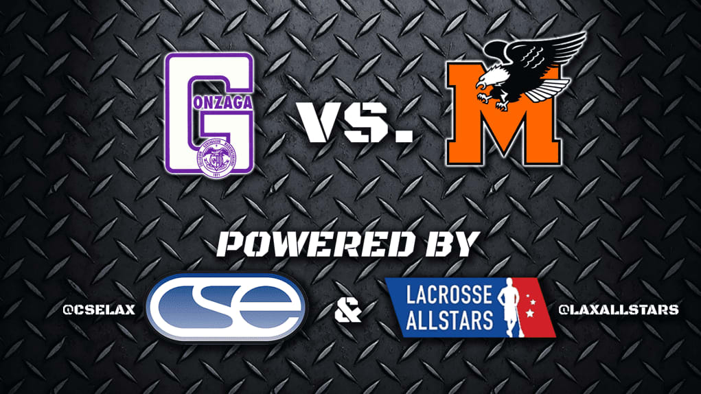 Gonzaga at McDonogh - MIAA Game of the Week