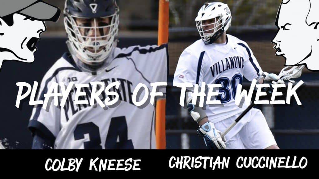 Colby Kneese, Christian Cuccinello