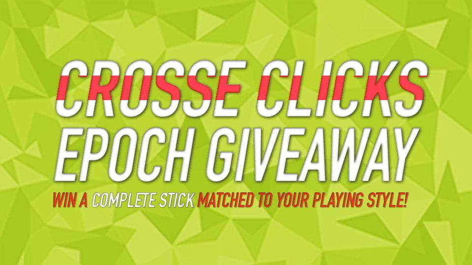 Crosse Clicks - Epoch Giveaway