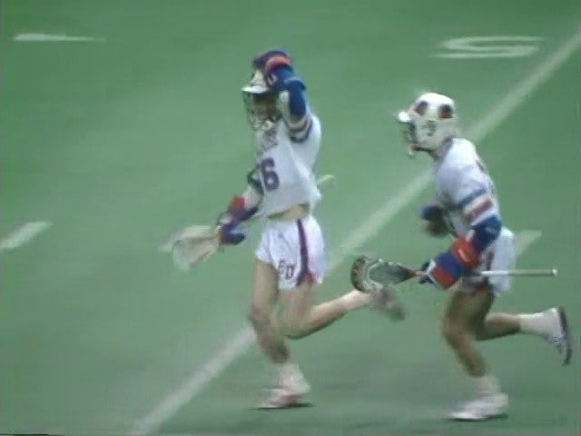 Watch old college lacrosse games