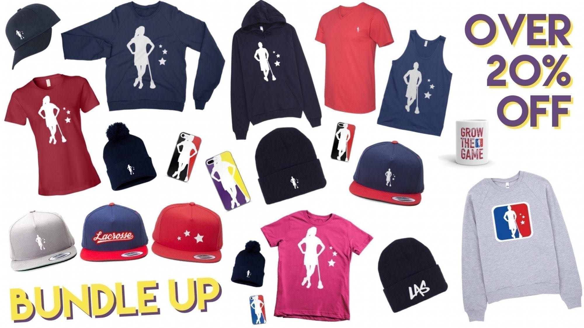 Bundle up and save over 20% off