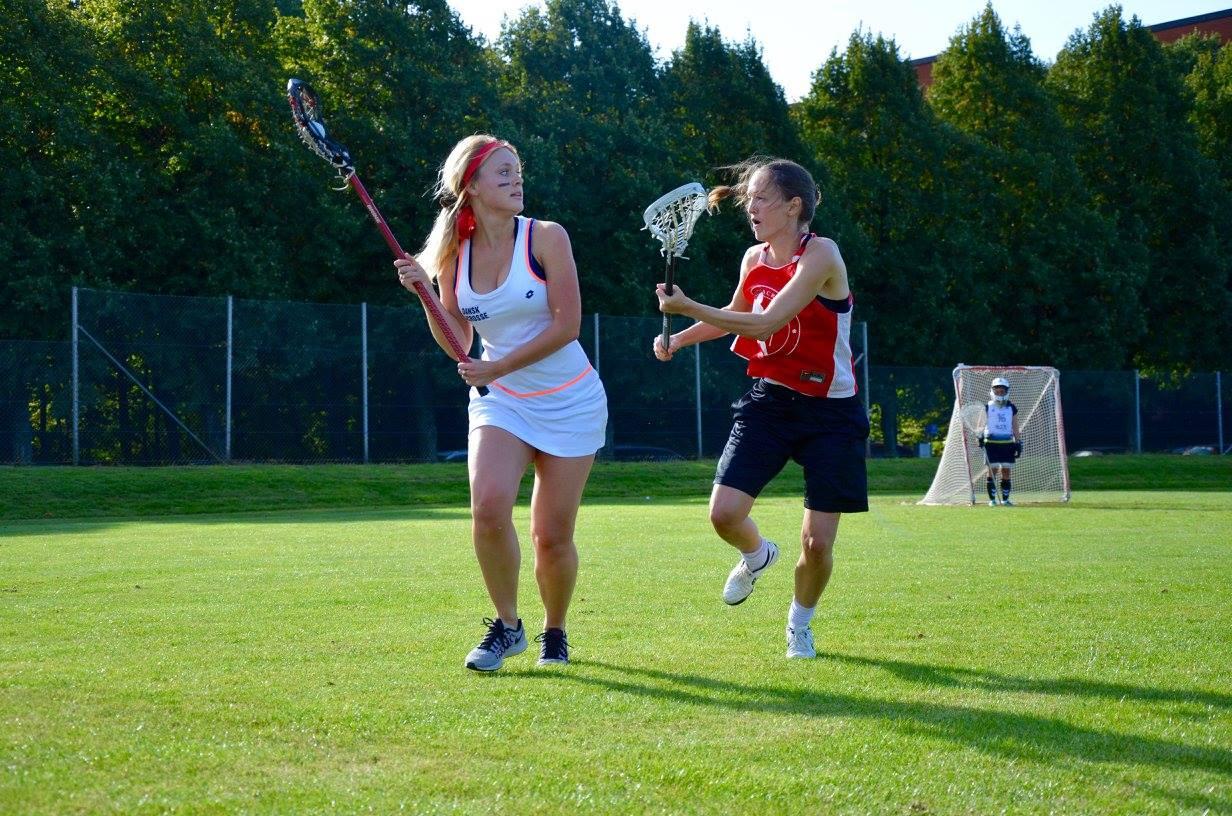 Danish women's lacrosse
