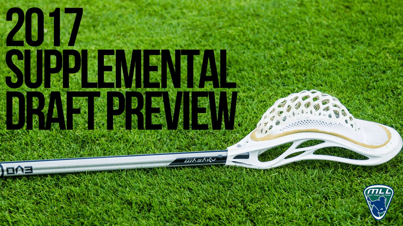 2017 Supplemental Draft Preview