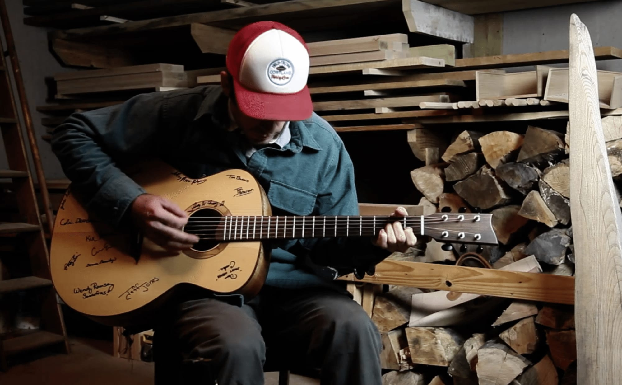 Mike Powell: Twenty One Rounds - Acoustic Guitar Project