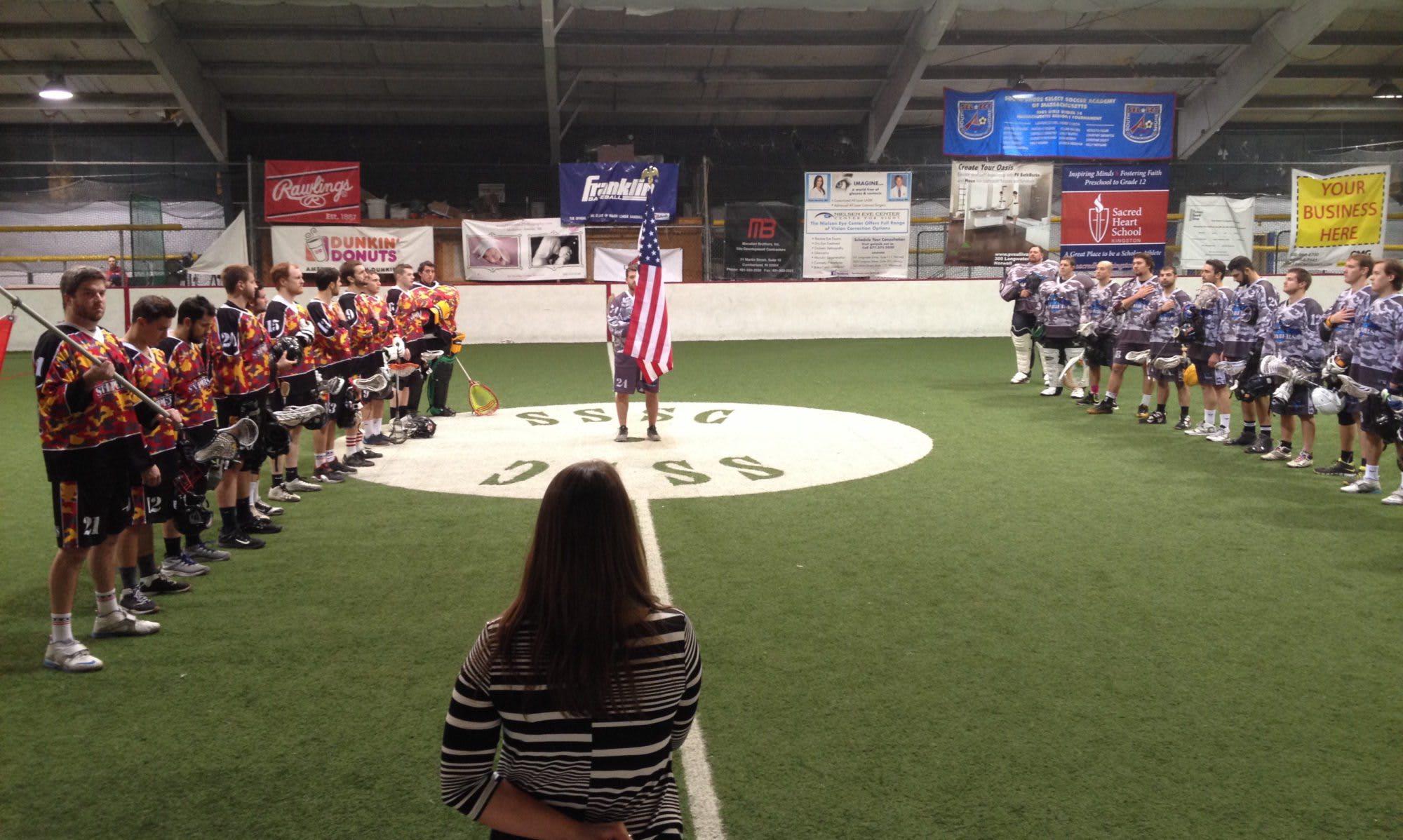 Premier Series Lacrosse Rosters