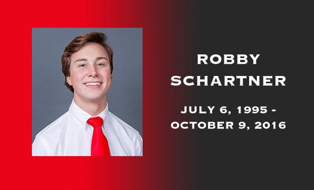 Lacrosse Community Honors Manhattanville Player - Robby Schartner