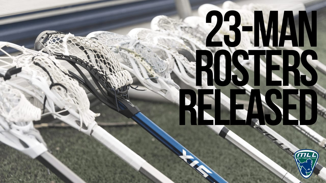 23-man protected rosters mll