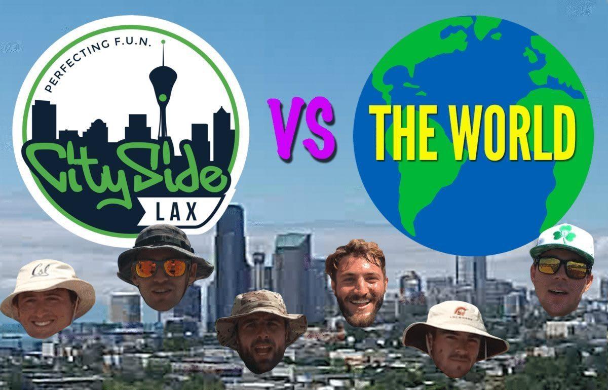 CitySideLax vs The World