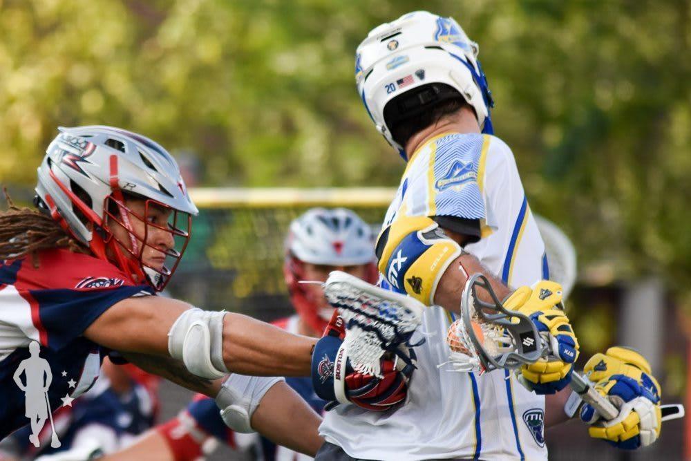 Florida at Boston - MLL Week 15