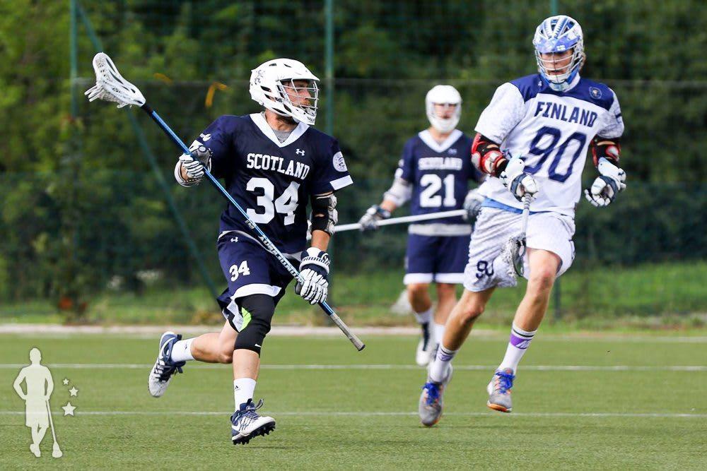 Scotland v Finland - EC16 Quarterfinals