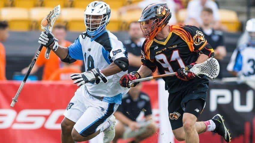 Kyle Harrison - 2016 MLL Playoff Scenarios for Ohio Machine