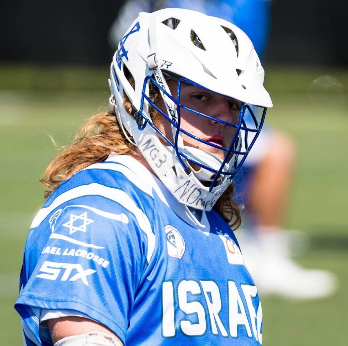 Zachary Ornstein- Israel U19 Player