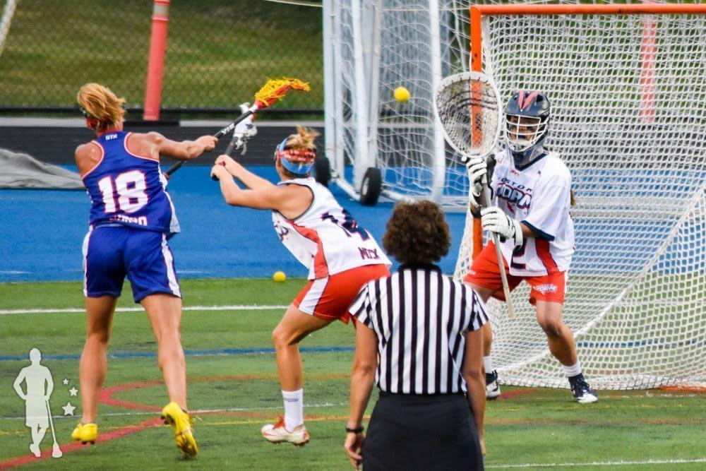 UWLX - Professional Women's Lacrosse - Boston vs Long Island