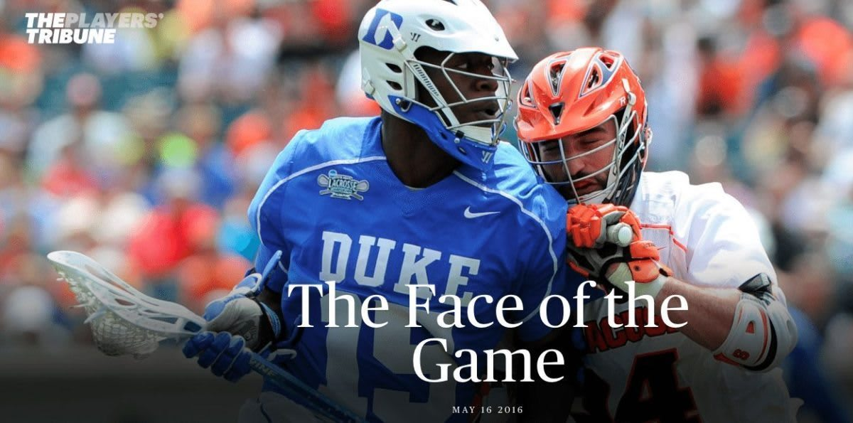 The Face of the Game by Myles Jones