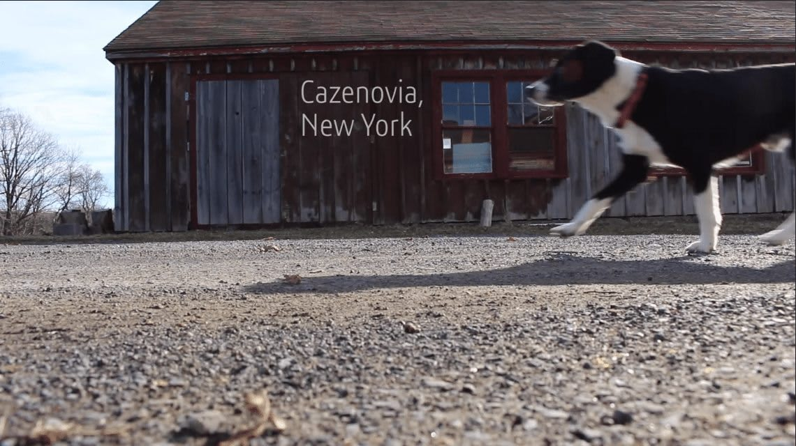 Cazenovia, New York: FIND YOUR WALL!