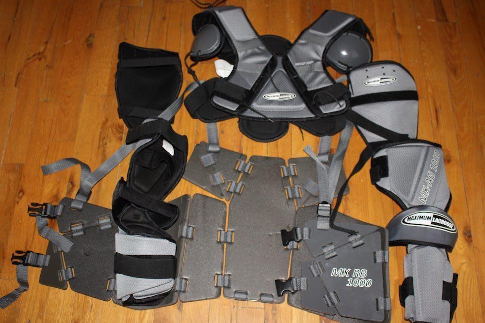 maximum lacrosse box lacrosse gear